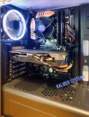 Custom Gaming Computer with Intel i5 6500, 1060 GTX, 128GB SSD/1TB HDD for Sale in Lake Worth, FL