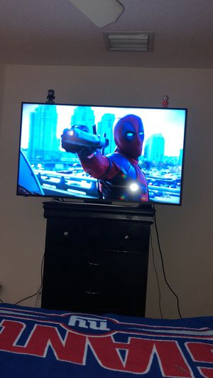 55 inch RCA Smart WiFi tv. Netflix and more for Sale in DeBary, FL