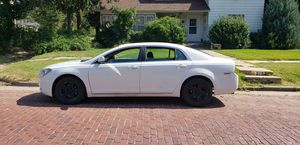 2011 Chevy Malibu - white for Sale in Larned, KS