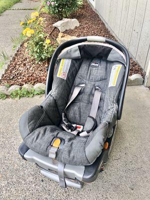 Chicco KeyFit 30 infant car seat for Sale in Spokane, WA
