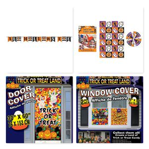 New Halloween Kids Friendly Decorations and twister game - Trick or Treat Land for Sale in Gresham, OR