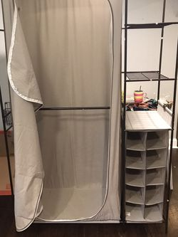 Portable Cloths Closet for Sale in Atlanta,  GA