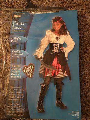 Pirate costume for Sale in Escondido, CA