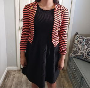 Black dress and jacket for Sale in Tucson, AZ
