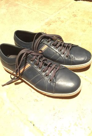 Armani Italian leather loafers size 9 for Sale in Atlanta, GA