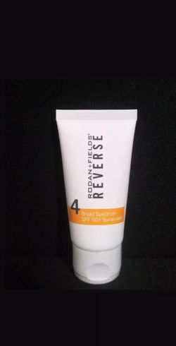 Rodan and Fields Reverse #4, Broad spectrum, SPF 50+, 50ml, New. for Sale in Paterson,  NJ
