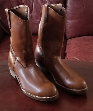 New Old stock VNTG. Redwing #1155 Pecos Engineer Work Boots for Sale in San Leandro, CA