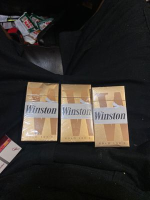 Winston gold 100 for Sale in Los Angeles, CA