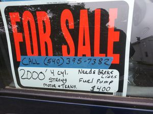 Dodge Caravan for....Parts or Repair for Sale in Laurel, MD