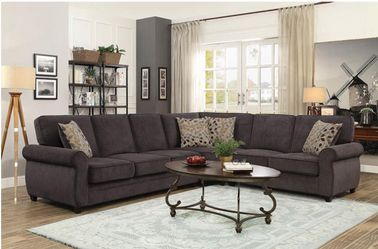 3pc sleeper sectional free delivery!!! for Sale in Riverdale,  GA