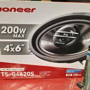 New!! Pioneer 4x6 Speakers for Sale in Phoenix, AZ