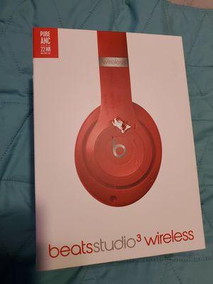 Like new Beats Studio 3 Wireless $200 for Sale in Puyallup, WA