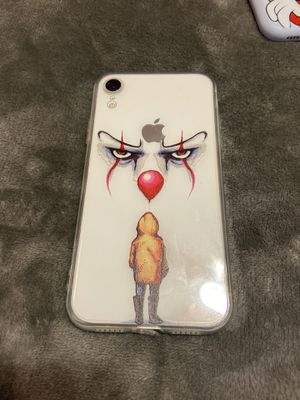 "iPhone XR Silicon Case ""It"" for Sale in Fort Worth, TX"