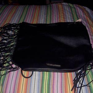 Black Fringe Purse Victoria's Secret Backpack for Sale in Seattle, WA