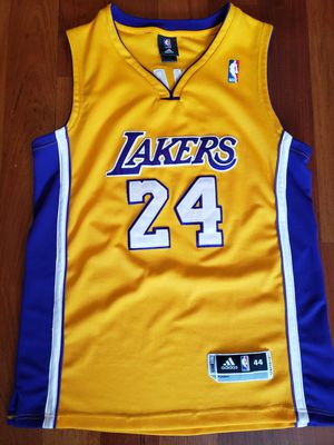 Kobe Bryant Los Angeles Lakers NBA basketball Jersey size 44 for Sale in Gresham, OR