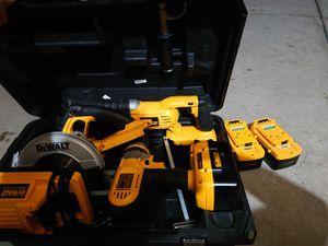 Dewalt 36v cordless power tool box set for Sale in Oakley, CA