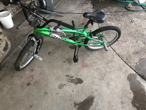 bmx bike ready to ride 20in for Sale in National City, CA