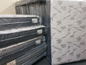 954King<240>Queen<190>,Full,<180> Twin<150>..Mattress608 and box spring Pillow top 7405=== for Sale in Fort Lauderdale, FL