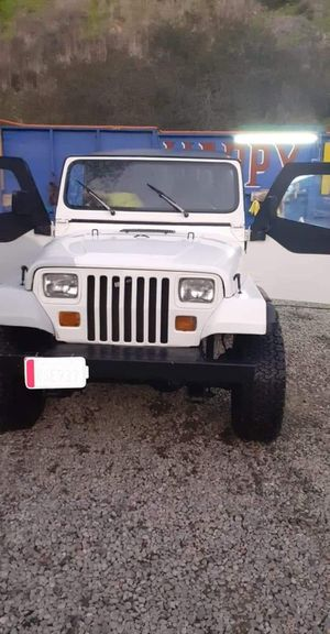 Jeep wrangler 91 for Sale in La Mesa, CA