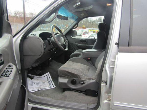 2002 Ford F150 SuperCrew Cab