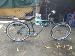 Beach cruiser lowrider bike for Sale in Stockton, CA