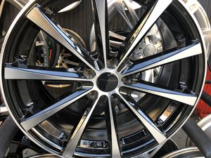 Ipw. Rims 19x8.5/9.5 et35 5-114.3 for Honda Accord Civic Toyota nissan infinity for Sale in The Bronx, NY