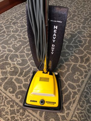 Eureka high filtration commercial vacuum for Sale in Winchester, CA