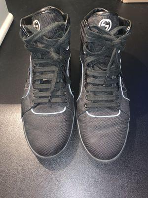 "Men's Gucci Hi Top Sneaker ""Black"" for Sale in Lawrenceville, GA"