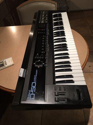 Roland D50 en muy buenas condiciones for Sale in Brownsville, TX