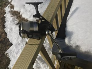 FINOIR Offshore spinning reel. 8500 series for big game fishing. Tuna /shark for Sale in Fairfield, CT