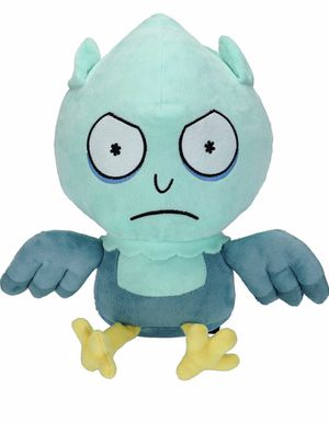 Rick and Morty Birdosaur Pocket Mortys Toy Plush Collectible for Sale in Pasadena, CA