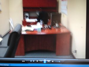 Large desk and credenza for Sale in Lakewood, CA
