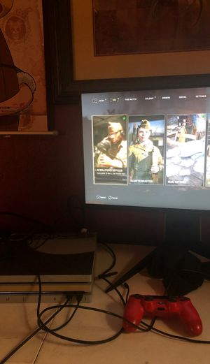 """PS4 PRO (1TB) """"God Of War"""" for Sale in Los Angeles, CA"""