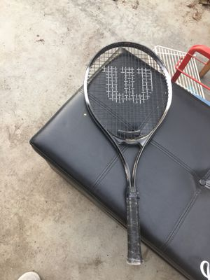 Wilson and Head tennis rackets for Sale in Fresno, CA