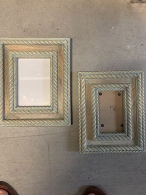 Rustic wooden photo frames for Sale in Washington, DC