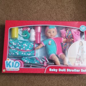 New Baby Doll stroller Set for Sale in Anaheim, CA