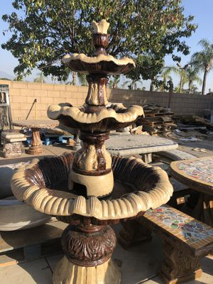 Water fountain for Sale in Rancho Cucamonga, CA