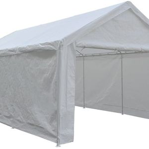 Pole & Fabric Carport Boat Canopy Shelter Tent for Sale in Long Beach, CA