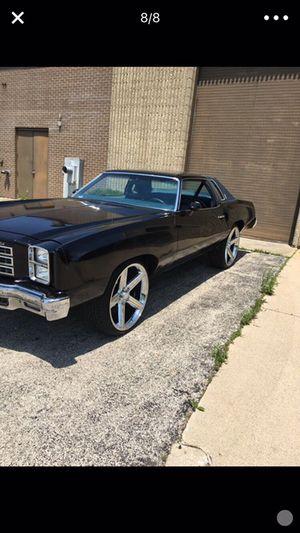 1976 chevy Monte Carlo for Sale in Chicago Ridge, IL