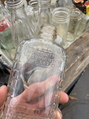 Antique bottles, mixed for Sale in HAYWARD, CA
