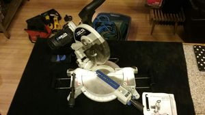 """Delta Industrial 10"""" Dual Bevel Miter Saw for Sale in Tacoma, WA"""