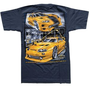 Deadstock 1999 Vintage ZUM SPEED DYKOM Racing Car Anime Tee for Sale in San Diego, CA