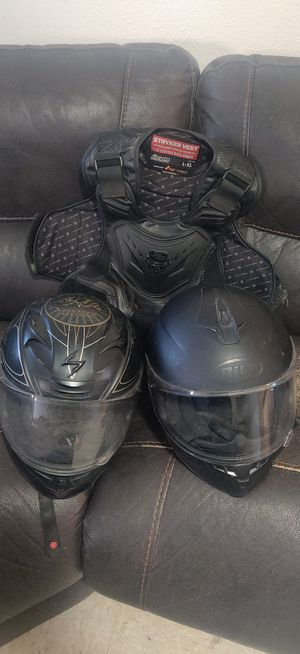 biker gear for Sale in Madera, CA