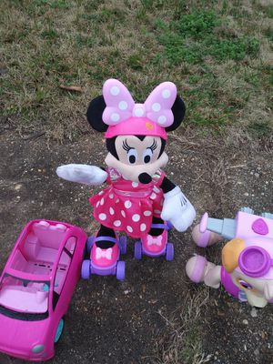 Rollor Skating Mini Mouse for Sale in Montgomery, AL