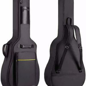 CAHAYA 41 Inch Acoustic Guitar Bag 0.35 Inch Thick Padding Waterproof Dual L099 for Sale in Fort Lauderdale, FL