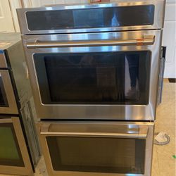 CAFE 30 inch DOUBLE WALL OVEN ONLY 1,550 for Sale in Atlanta,  GA