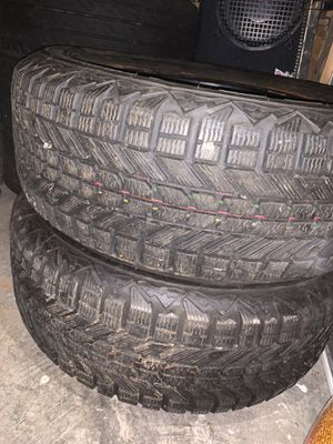 Snow Tires Brand New 215/60R15 94S for Sale in Lawrence, MA