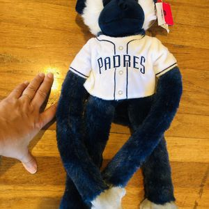 Padres Stuffed Animal for Sale in San Diego, CA