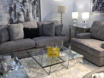 Sofa And Oversized Chair Presented By Modernhomefurniture In Everett for Sale in undefined