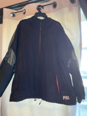 Victoria secret Pink full zip hoodie for Sale in Los Angeles, CA